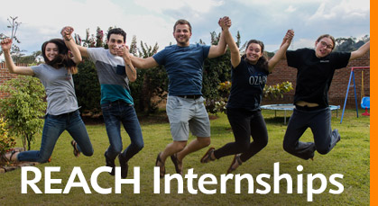 REACH Summer Internships