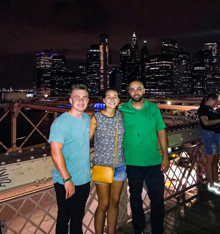 REACH, intern, New York City, Global City Mission Initiative