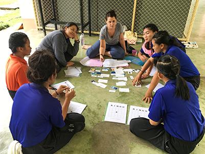 Chiang Mai, Thailand, Preston, Kristin, Coursey, community development, disciple making, trafficking