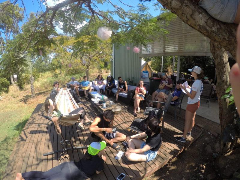 Brisbane, Australia, The Garden, campus ministry, Globalscope, Carly, Kies
