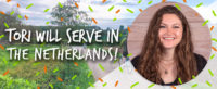 Tori Anderson, Globalscope, Netherlands, Flatirons, campus ministry